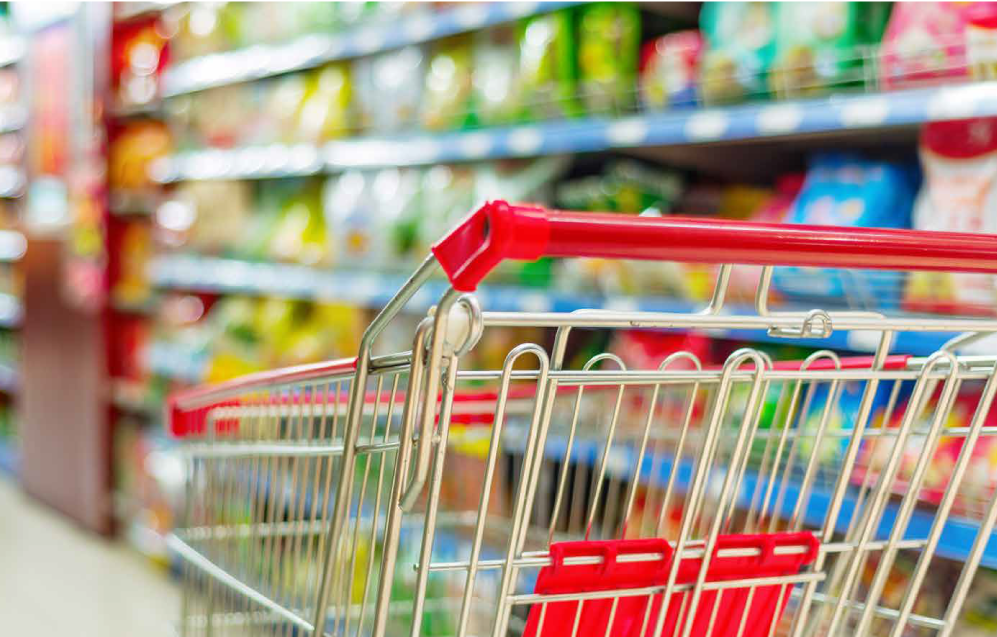 consumer-goods-shopping-trolley